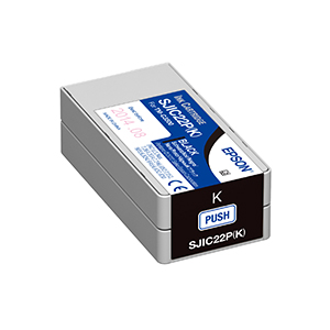 Epson ColorWorks C3500 Black Ink Cartridge