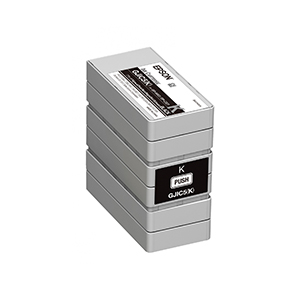 Epson ColorWorks C831 Black Ink Cartridge